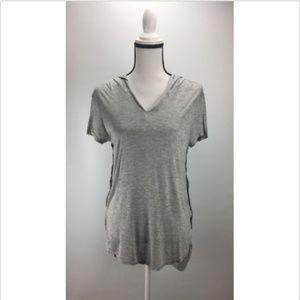 Eyeshadow Women's Knit Top Size XL Short Sleeve